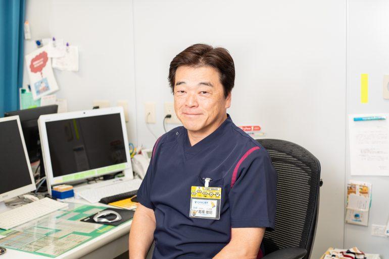 院長 髙橋俊明|盛岡市たかはし眼科